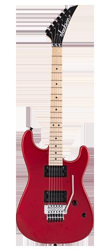GUITARRA JACKSON SAN DIMAS SD22 JB PRO SERIES LTD EDITION - 291-5326-519 - RED SPARKLE