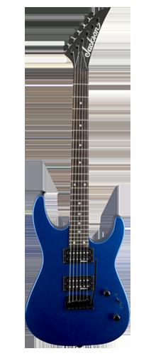 GUITARRA JACKSON DINKY JS12 - 291-0112-527 - METALLIC BLUE