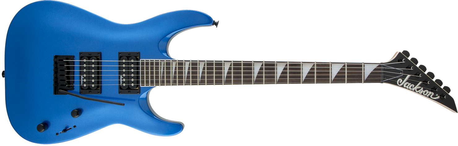 GUITARRA JACKSON DINKY ARCH TOP JS22 - 291-0124-527 - METALLIC BLUE