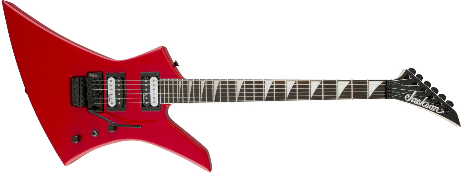 GUITARRA JACKSON KELLY JS32 - 291-0134-539 - FERRARI RED